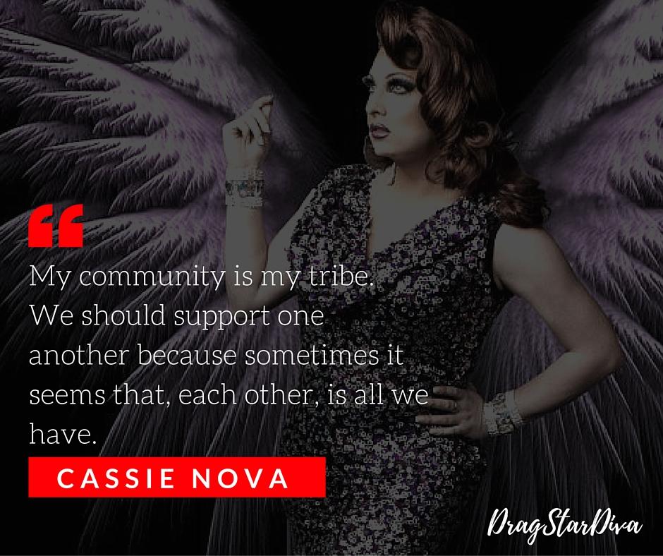 Drag Star Diva for Orlando Performer: Cassie Nova