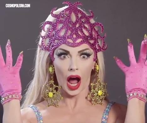 Full Face with Alyssa Edwards