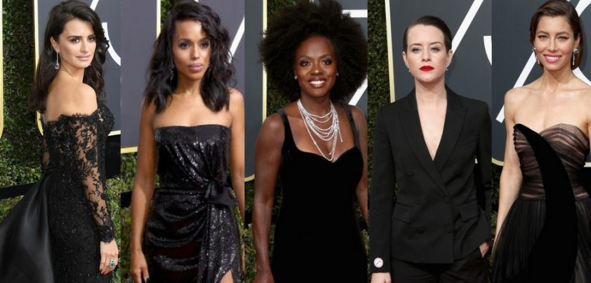 Golden Globes: Our TOP 10 Best Dressed