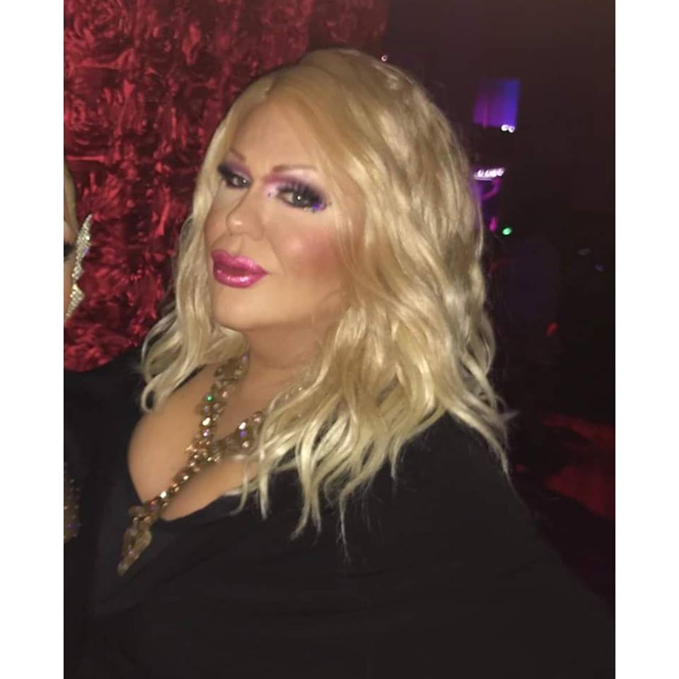 Jeff Roose a.k.a. Jenni P wants to be one of Dallas Pride's 2019 Grand Marshals