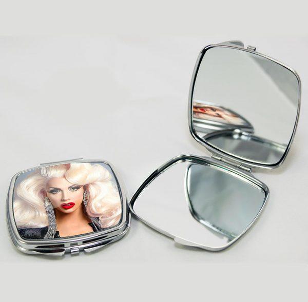 Texas Diva Mirror Compact