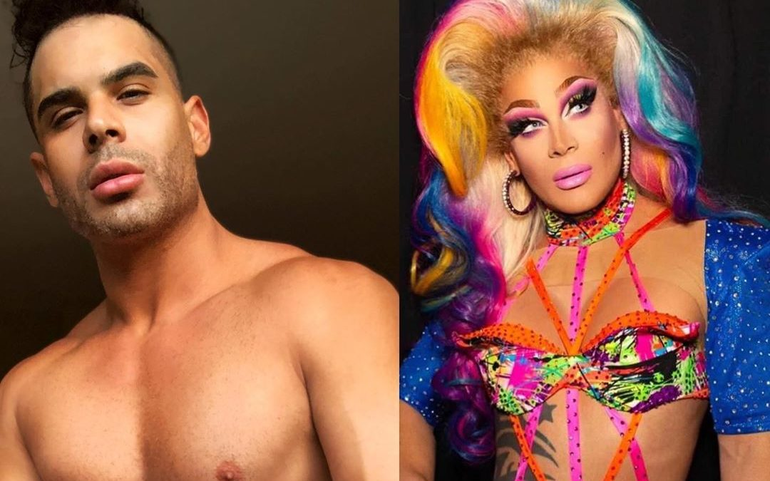 Drag Transformation: @chasity_st.cartier