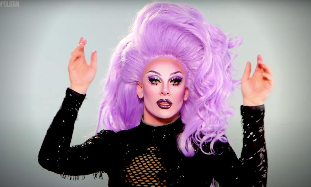 Drag Queen Makeup: Jan Sport | Cosmopolitan