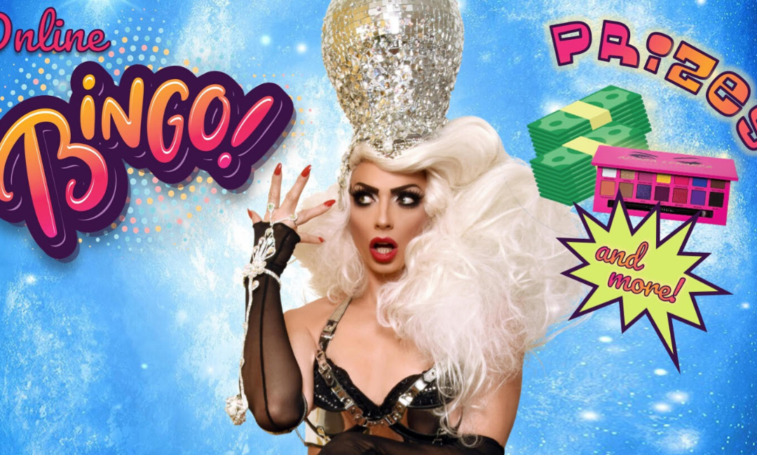 Alyssa Edwards to host Virtual Bingo benefiting staff at Dallas' Round Up Saloon